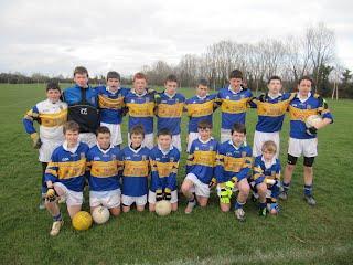 Castleknock U14 Team